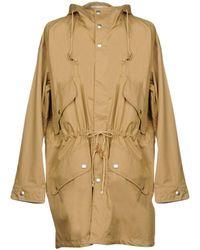 Stella McCartney Overcoats - Natural