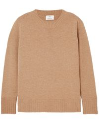 Allude Jumper - Natural