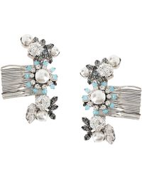 Jimmy Choo Earrings Lyst