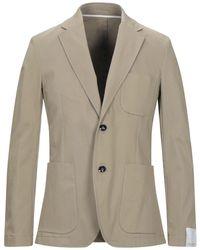 Paolo Pecora Suit Jacket - Natural