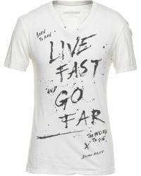 Brian Dales T-shirt - Blanc