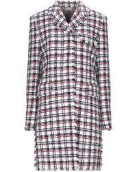 Thom Browne Coat - White