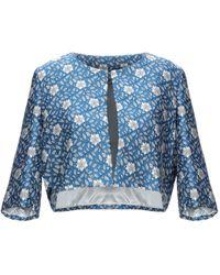 Eleonora Amadei Suit Jacket - Blue