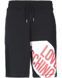 Love Moschino Shorts & Bermuda Shorts - Black
