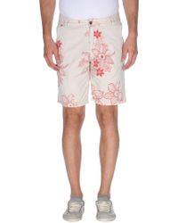 Cruna - Bermuda Shorts - Lyst