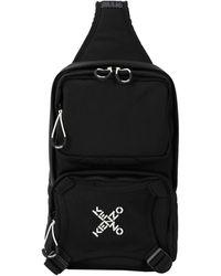 KENZO Cross-body Bag - Black