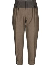 Wooster + Lardini Casual Trousers - Multicolour
