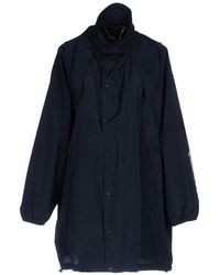 Balenciaga Overcoat - Blue