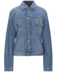 Wrangler Denim Outerwear - Blue