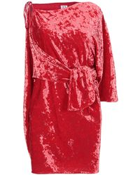 Halston - Short Dress - Lyst