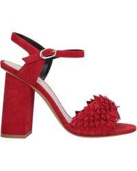 Premiata Sandals - Red
