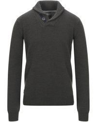 Fred Mello Pullover - Gris