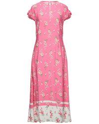 Vivetta Long Dress - Pink