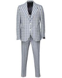 Gabriele Pasini Suit - Multicolour