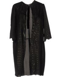 B-Used - Overcoats - Lyst