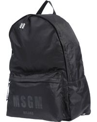 MSGM - Backpacks & Fanny Packs - Lyst