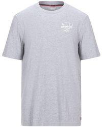 Herschel Supply Co. - T-shirt - Lyst