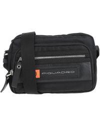 Piquadro Cross-body Bag - Black