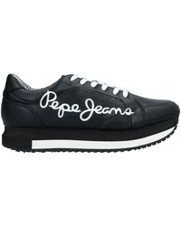 Pepe Jeans Trainers - Black