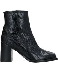 Peter Do Ankle Boots - Black