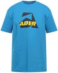 ADER error T-shirt - Blue