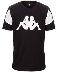 Kappa Kontroll Camiseta - Negro