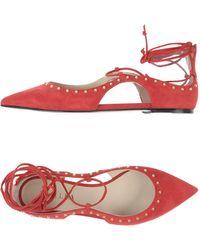 Le Silla - Ballet Flats - Lyst