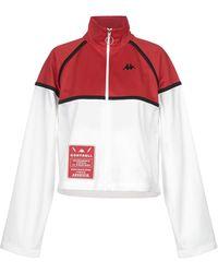Kappa Kontroll Sweatshirt - Red