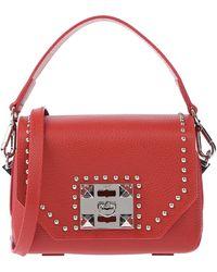 Salar Handbag - Red