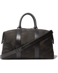 Mulberry Travel Duffel Bags - Black