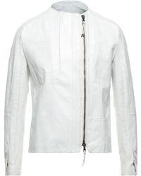 Premiata Jacket - White