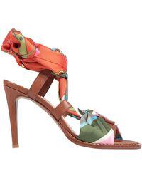 Pinko Sandals - Brown