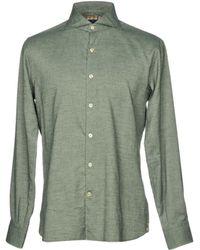 Domenico Tagliente Shirt - Green