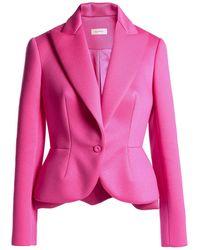 Delpozo Suit Jacket - Multicolour