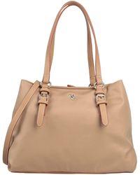 U.S. POLO ASSN. Handbag - Natural