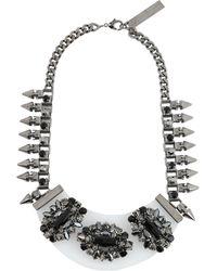 Philipp Plein Necklace - Black