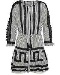 Love Sam Short Dress - White