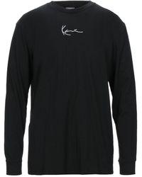 Karlkani T-shirt - Black
