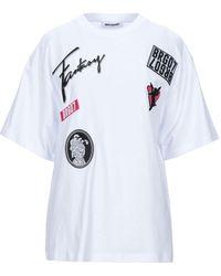 BROGNANO T-shirt - Bianco