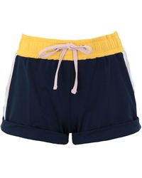 Banana Moon Beach Shorts And Trousers - Blue