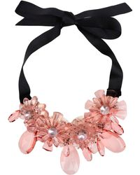 P.A.R.O.S.H. Necklace - Pink