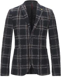 Berna Suit Jacket - Blue