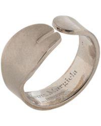 Maison Margiela Ring - Metallic