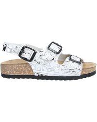 MOA Sandals - White
