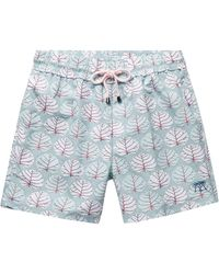 Pink House Mustique Swim Trunks - Green