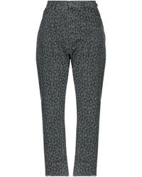 One Teaspoon Pantalon en jean - Violet