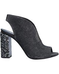 Norma J. Baker Shoe Boots - Black