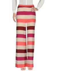 Maliparmi Casual Trouser - Pink