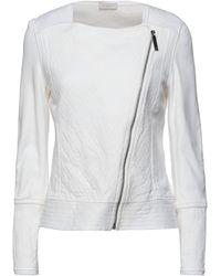 Maison Ullens Sweatshirt - Weiß