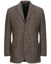 Lubiam - Suit Jacket - Lyst